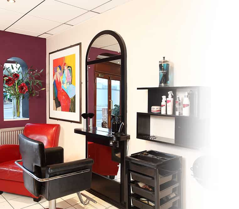 Peter Jones Hair Salon