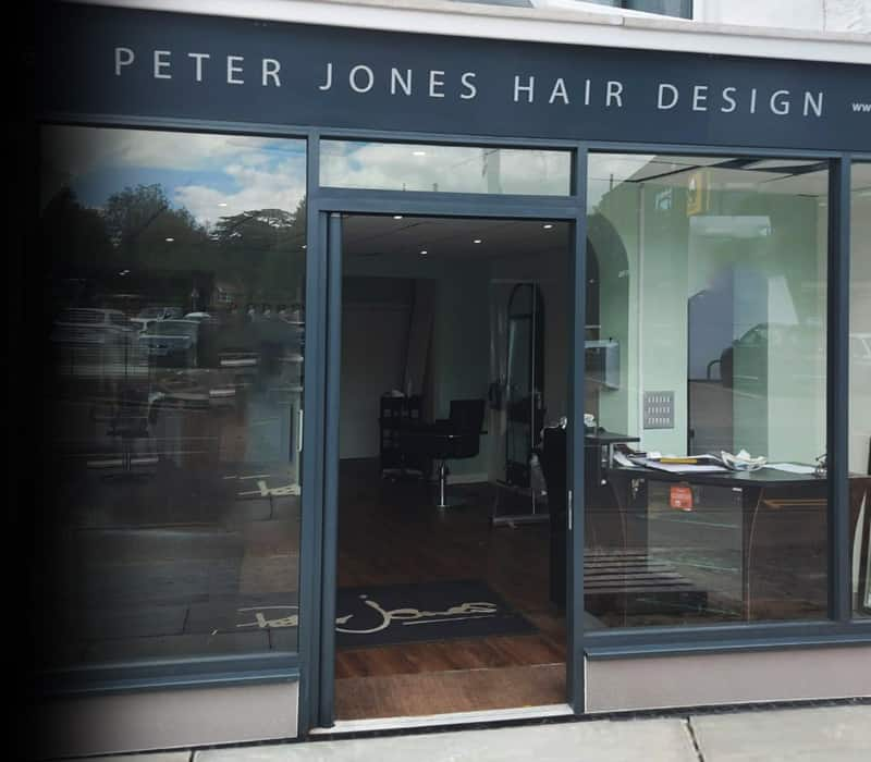 Peter Jones | Hair Salon Woking | www.peterjoneshairdesign.co.uk